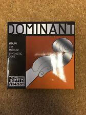 Thomastik-Infeld dominante 135 1/4 corde per violino-Set Completo