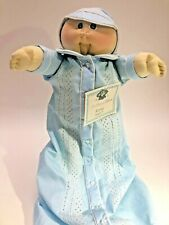 Original Cabbage Patch Preemie Edition Signed 1985 All Cloth Soft Sculpture