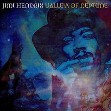 JIMI HENDRIX VALLEYS OF NEPTUNE CD NEW