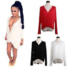 Hip Length Blouse Polyester Fitted Tops & Shirts for Women