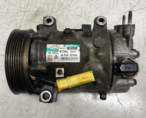 2010 PEUGEOT 3008 1.6 HDI - AIR CONDITIONING A/C COMPRESSOR PUMP