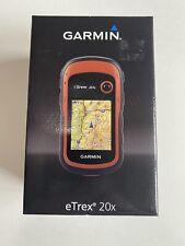 Garmin eTrex 20x Handheld GPS Receiver NEW