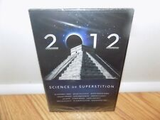 2012: Science Or Superstition (DVD, 2009) BRAND NEW SEALED!