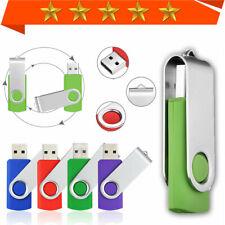 Speicherstick USB Stick 64/8GB-1MB Flash Drive Rotieren Thumb drive Memory Stick