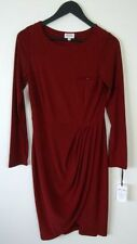 Leona Edmiston Polyester Stretch, Bodycon Regular Dresses for Women