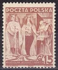 Pologne YT 402 Mi 333 Année 1938-39 (MNH **)