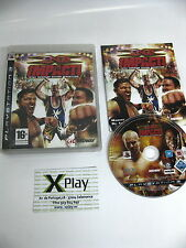 PS3 TNA Impact Good condition Full Pal Spain