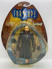 Farscape Series 2 Crais Captain Bialar Crais Toy Vault figure 2001