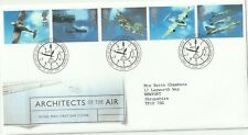 1997 GB FDC cover Architects of The Air