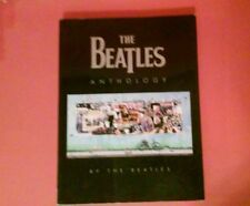 THE BEATLES ANTHOLOGY BOOK JOHN LENNON RINGO STARR PAPERBACK STORY PICTURES 2002