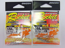 DECOY - 2pack x SV-69 ROCKET PLUS #10 - 0.45g