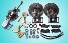 1959-1964 Pontiac power disc brake conversion Bonneville Chieftain Catalina