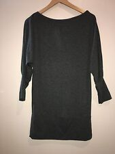 Ladies Top Size 16 Grey Batwing <NH1693 T