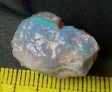 12,4 cts - Rough Australian Opal - 1 Piece - Lightning Ridge