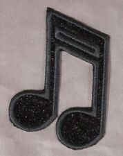 Parches de costura y mercería, bordado, músicos