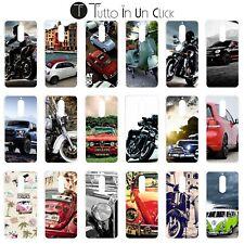 Custodia cover GEL MORBIDA per Wiko View XL -  Design _258_275