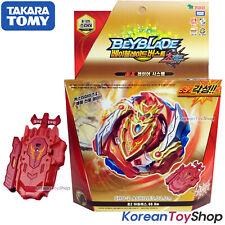 Beyblade Burst B-129 Cho-Z Achilles.00.Dm w/ Long LR Launcher Takara Tomy 100%