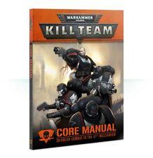 Kill Team Core Manual Warhammer 40K NIB Flipside