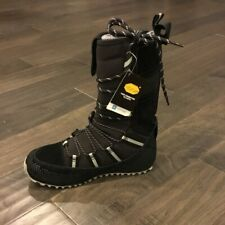 Vasque 7843 Lost 40 Winter Insulated Hiking Trail Boots New Women's Size 8 Black