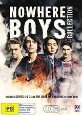 NOWHERE BOYS Collection : SEASON 1 + 2 + The Book of Shadows : NEW DVD