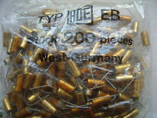 100x 470µF 470uF 10V Elko axial ERO ROE Roederstein golden bullet