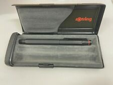 More details for rotring rollerball haxagonal pen newton with case