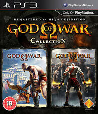God of War Collection PS3 (in ottime condizioni)