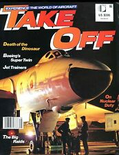 Take Off Magazine 1993 Avro Vulcan EX No ML 112916jhe