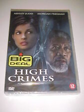 CRIMES & POUVOIR  -  Ashley JUDD, Morgan FREEMAN, Carl FRANKLIN -  DVD NEUF