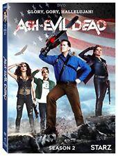 Ash Vs Evil Dead Season 2 New & Sealed DVD Boxset