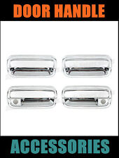 Accessories Chrome Side Door Handle Covers Trims For 1996-2002 Toyota 4Runner
