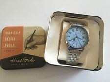 Fossil Women's Watch ES3967 Vintage Muse Three-Hand Stainless Steel Blue Dial