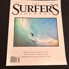 The Surfers Journal Magazine Vol. 19 - 6 2010 Dave Parmenter Shaping In The 21st