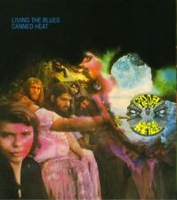 Canned Heat - Living The Blues [CD]