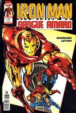 IRON MAN: SANGUE AMARO - Marvel Mix 38 - Panini Comics
