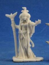 Reaper Miniatures Bones Pathfinder Alahazra, Iconic Oracle