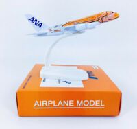 1:400 Airplanes Japan ANA Airlines Airbus A380 Orange  HONU Lani Ka La Plane