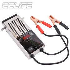 12V KFZ LCD Digitaler Batterietester Batterie Tester Batterieprüfer 100 Ampere