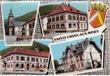SAINT-CROIX-AUX-MINES multivues timbrée 1971