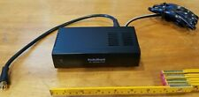 RadioShack 15-1214 RF Modulator Video Signal Converter w/ cable