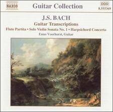Bach: Guitar Transcriptions, New Music
