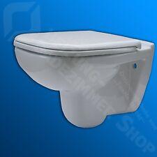 Duravit D-Code Wand - Tiefspül - WC mit WC - Sitz weiss
