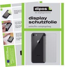 2x Apple iPhone 8 Rueckseite Film de protection d'écran protecteur antireflet