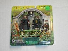 Art Asylum BOROMIR & MERRY Lord of The Rings Minimates Set