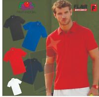 Fruit Of The Loom Men's Performance Polo, 5-Colour