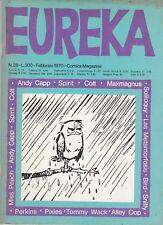 EUREKA n. 28 - EDITORIALE CORNO - FEBBRAIO 1970