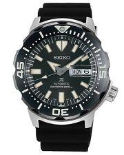 Seiko Black King Monster Gen 4 Diver's 200M Men's Watch
