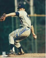 Tom Seaver Autographed Signed 8x10 Photo ( HOF Mets ) REPRINT