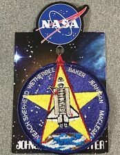 NASA STS-52 MISSION PATCH Official Authentic SPACE 4.25in Made in USA si