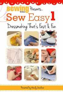 Sew Easy 1 - Dressmaking That's Fast & Fun - Sewing DVD